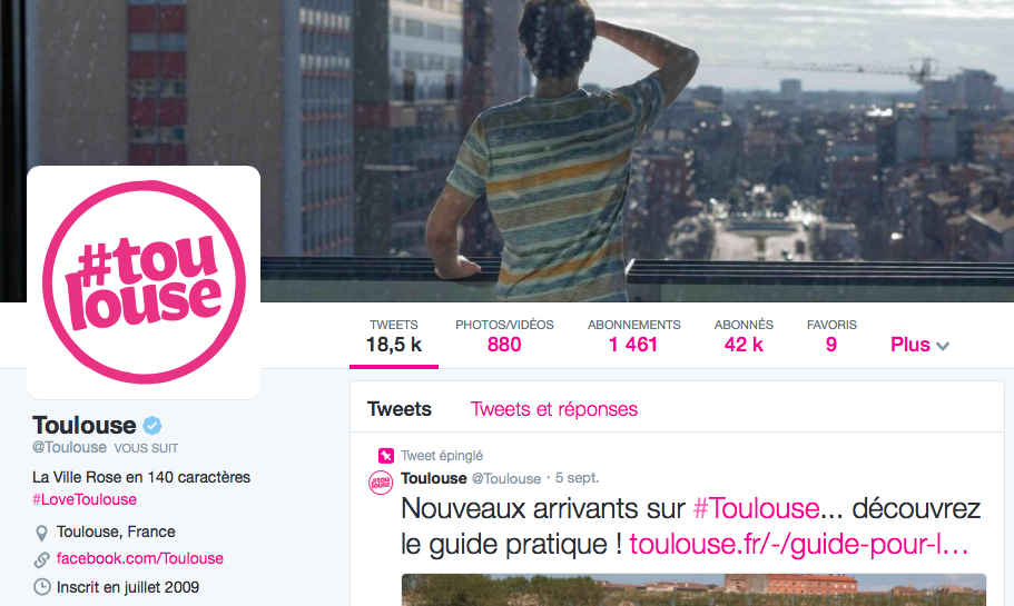twitter touloue