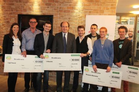 gagnants concours Heineken 2014