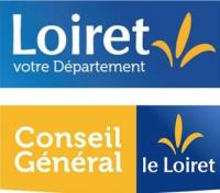 Evolution du logo du Loiret