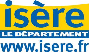 Nouveau logo de l'Isère