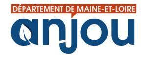 Nouveau logo du Maine-et-Loire
