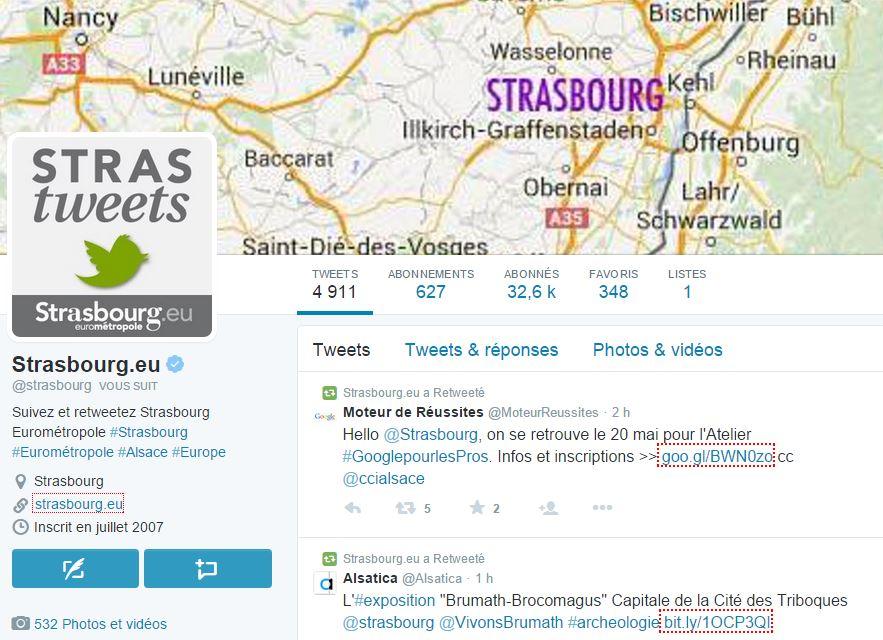 strasbourg metro twitter
