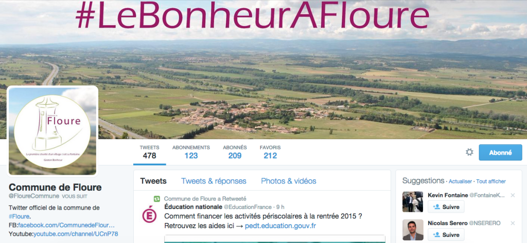 floure twitter