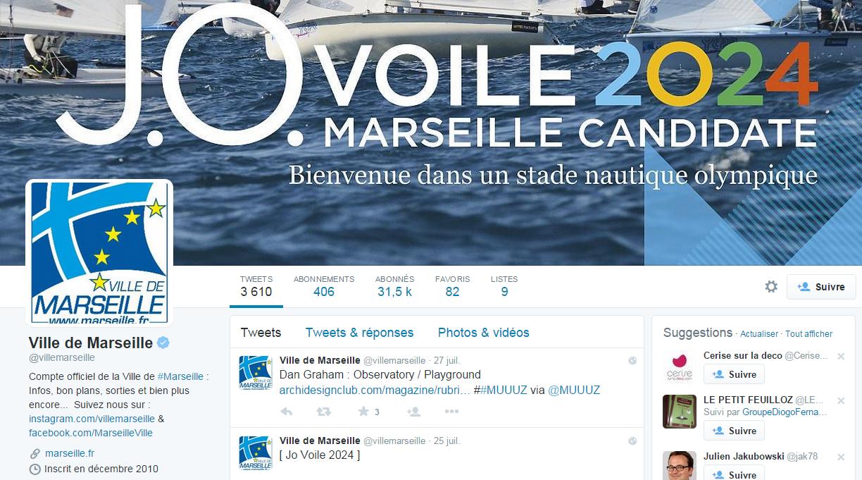 marseille twitter