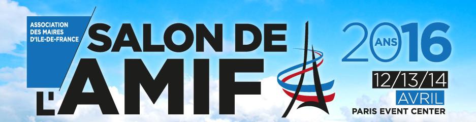 salon des maires d le de france amif 2016 dates et