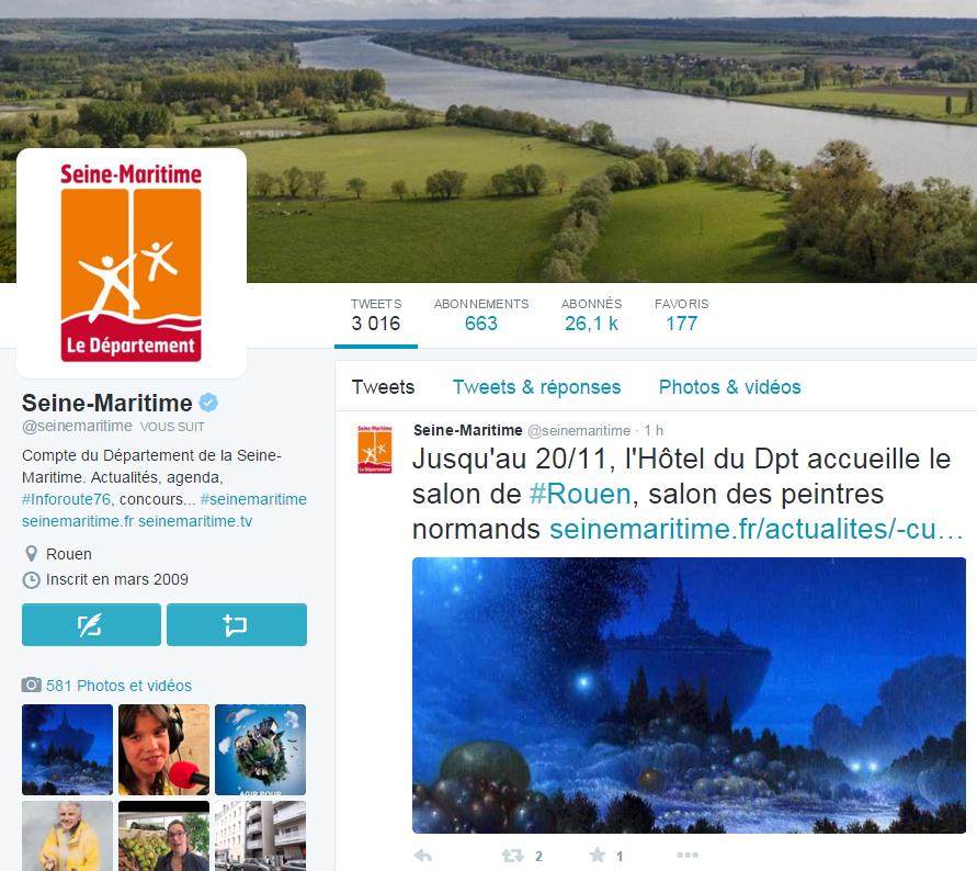 seine maritime twitter