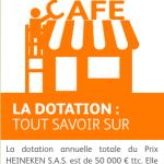 Prix des cafes pour nos regions - dotation