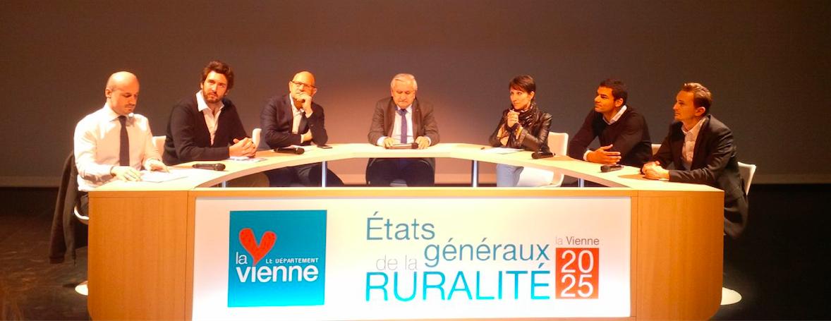 Etats Généraux de la Ruralité - Chasseneuil du Poitou - 11 mars 2016