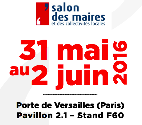 Salon des Maires 2016 France boissons