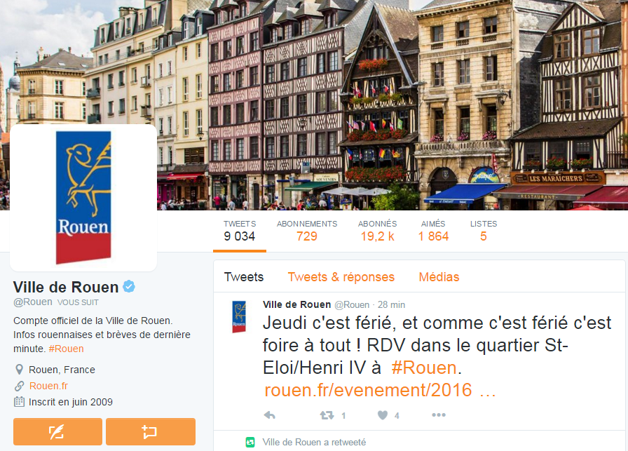 rouen twitter