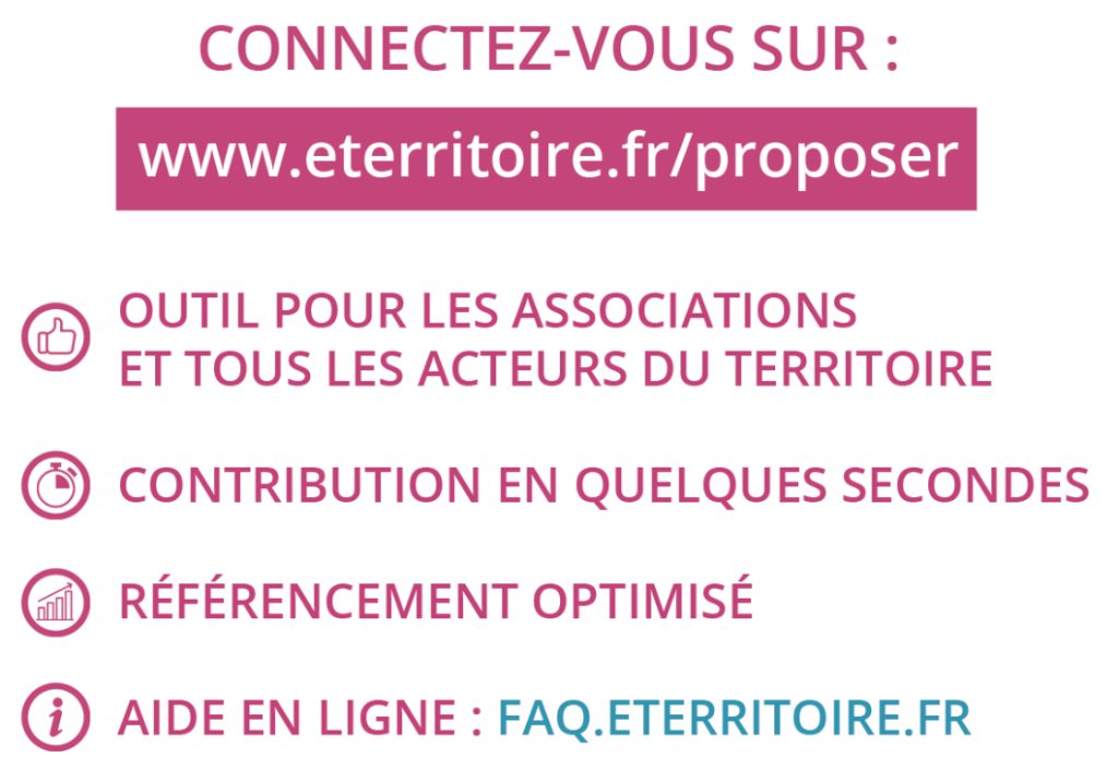 eterritoire-poster un evenement