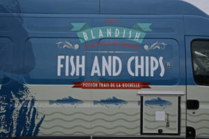 Foodtruck Fish'n Chips