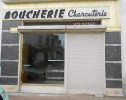 Location local commercial boucherie