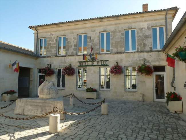 A vendre - Local commercial - Montendre