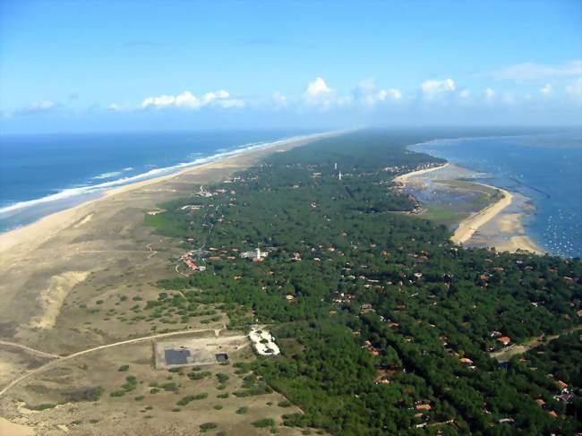 Gironde Nature Environnement Sports Et Loisirs Se Balader Sur Les Pistes Cyclables Agenda Lege Cap Ferret 33950