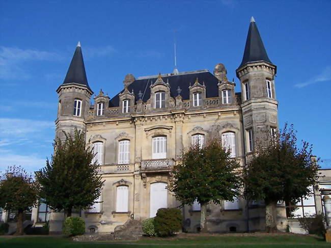 Château la Séguinie , Tresses (33370) , Gironde