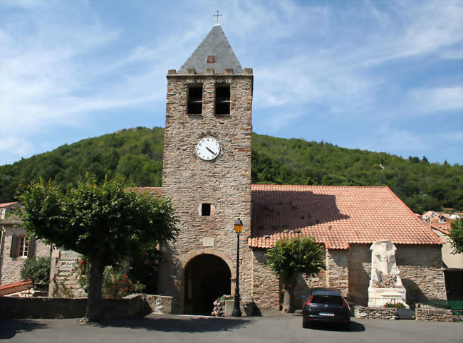 Saint-Vincent-d'Olargues - Saint-Vincent-d'Olargues (34390) - Hérault