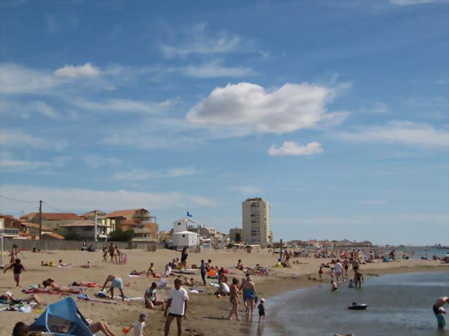 Valras plage 34350 vivre et s 39 installer - Office de tourisme de valras plage ...