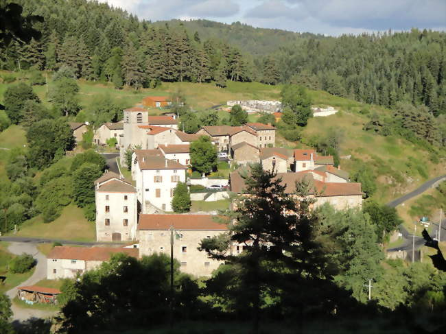 Saint pal de senouire 43160 vivre et s 39 installer for Haute loire code postal