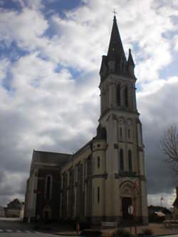 La Chapelle-Glain