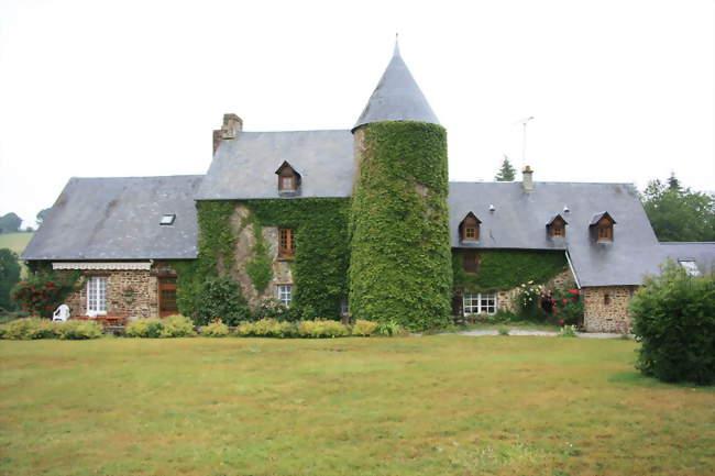 Le manoir de la Nocherie - Saint-Bômer-les-Forges (61700) - Orne