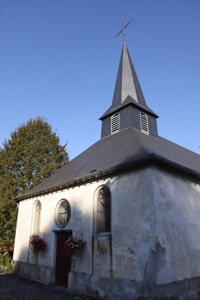 Église Sainte Marie-Madeleine - Longwé (08400) - Ardennes