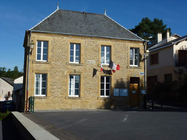 Mairie - Lonny (08150) - Ardennes