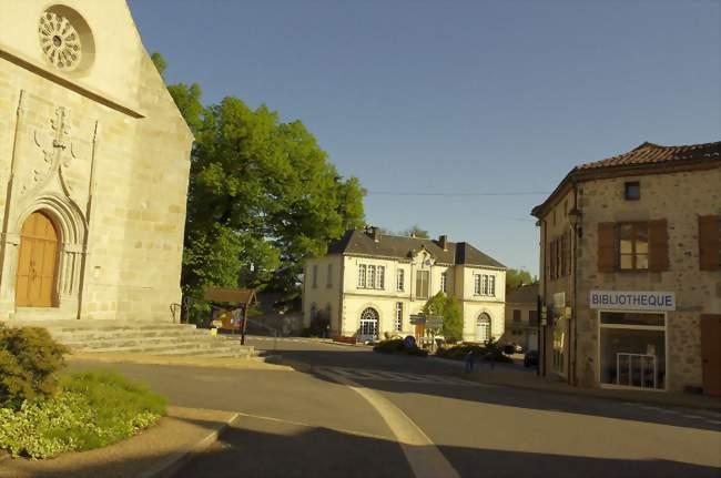 Saint mathieu 87440 vivre et s 39 installer for Haute vienne code postal