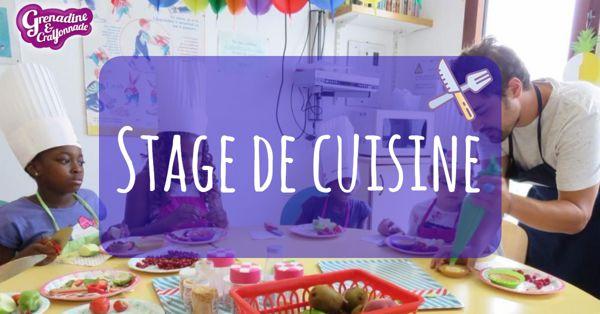 Stage De Cuisine Anglet 64600 Pour Enfants Atelier