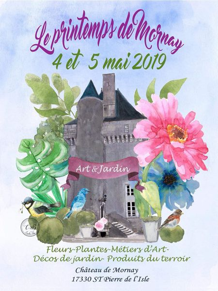 Le Printemps de Mornay : Art et Jardin
