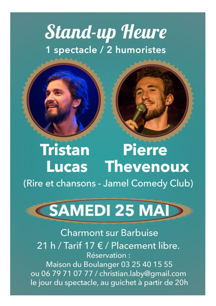 Stand Up heure