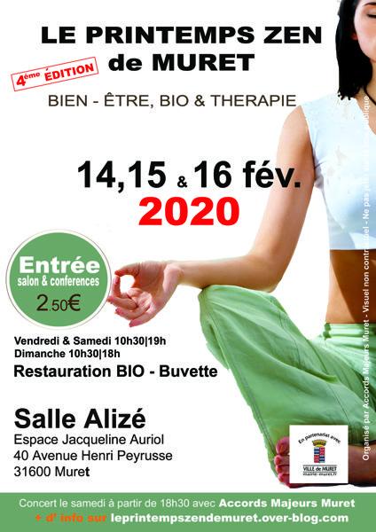 Calendrier Des Salons Bien Etre 2022 salon bien être, bio, thérapies et santé au naturel   Muret (31600