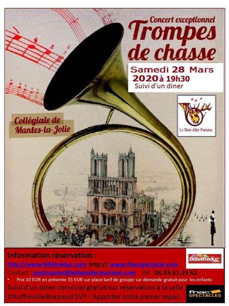 Concert De Trompes Mantes La Jolie Mantes La Jolie 78200 Concert