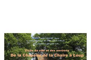 Visite Chapelle de la Chaire à Loup et Marche