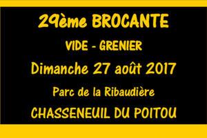 29ème Brocante