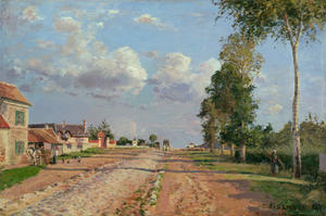 Conférence autour de Camille Pissarro