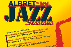 Albret Jazz Sessions - Serge Lazarevitch Trio