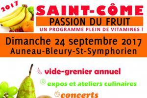 Fête annuelle de la Saint-Côme dimanche 24 septembre