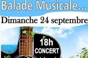 Balade musicale - 24 septembre - Fleurance