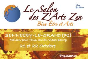 Salon des Z'Arts Zen Sennecey-le-Grand (71)