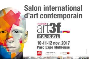 Art3f Mulhouse, 6ème salon international d'art contemporain