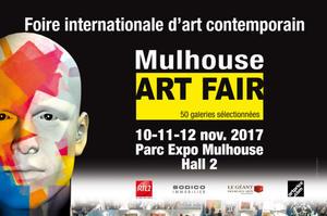Mulhouse Art Fair, 1ère foire internationale d'art contemporain