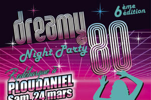 dream night party 80