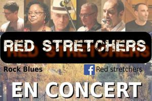 CONCERT RED STRETCHERS