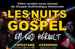 Les Nuits Gospel En Sud Hrault 2018