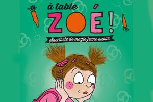 A table Zoé par la Cie Fabulouse