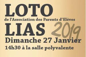 Loto de l'Association des Parents d'Elèves