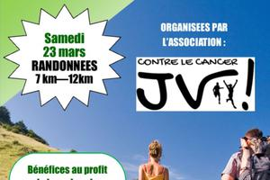 association contre le cancer : J'y vais !