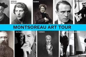 Montsoreau Art Tour