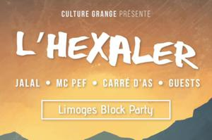 L'HEXALER Limoges Block Party